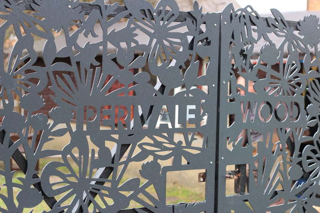 Perivale Wood Gates